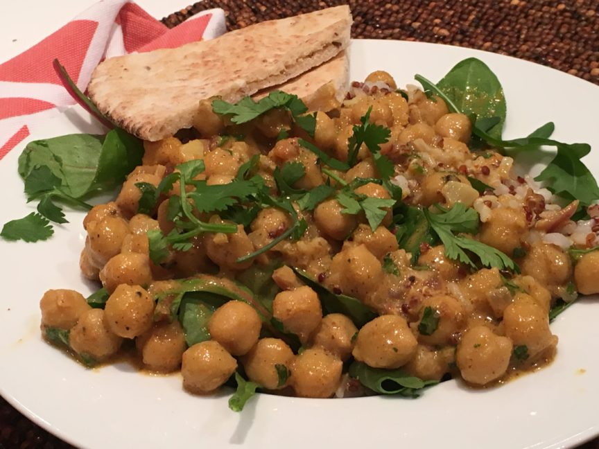 Protected: CHICKPEA CURRY