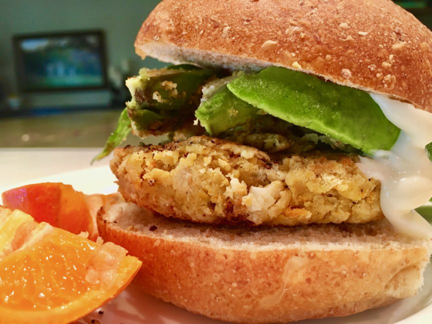Protected: LEMON CHICKPEA BURGERS