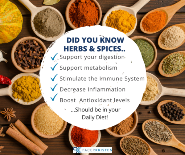 THE POWER OF SPICES